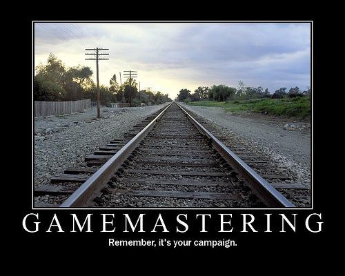game mastering